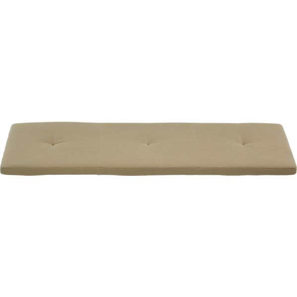 Paterson Wheat Bench Cushion