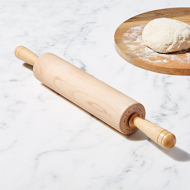 J.K. Adams Co. Patisserie Rolling Pin - Image 1 of 3