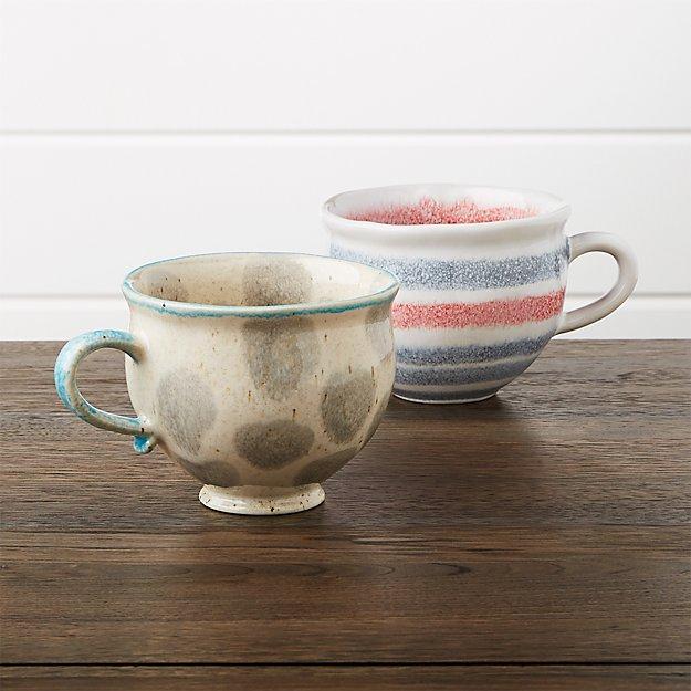 Pattern Mugs