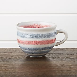 Pattern Stripe Mug