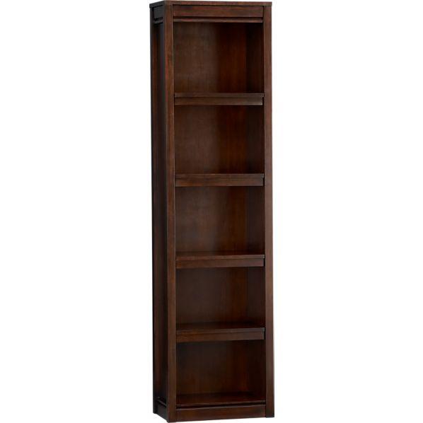 "Payton Tobacco 20x76"" Bookcase"