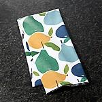 Pears and Lemons Dish Towel