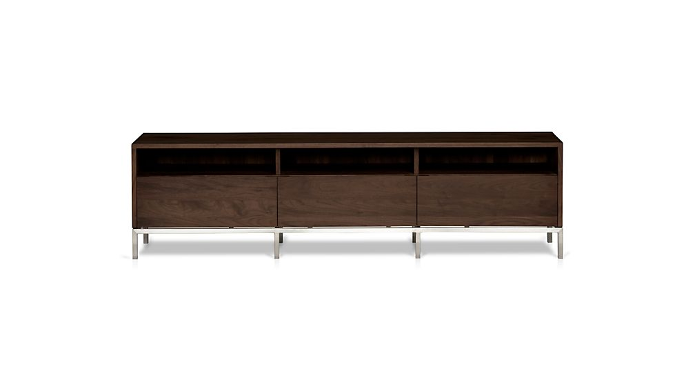Pearson 72 Media Console Reviews Crate And Barrel