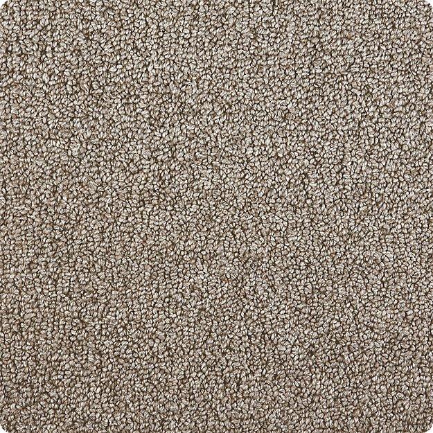 """Pebble Grey Wool-Blend 12"""" sq. Rug Swatch"""