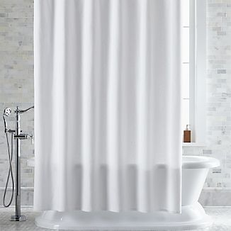 cool fabric shower curtains. Pebble Matelasse White Shower Curtain Cool Fabric Curtains