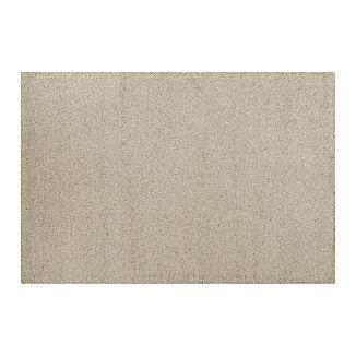 Pebble Silver Wool-Blend 5'x8' Rug