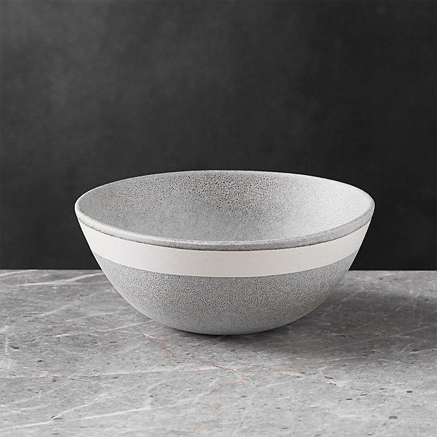 Pedra Artisan Cereal Bowl - Image 1 of 8