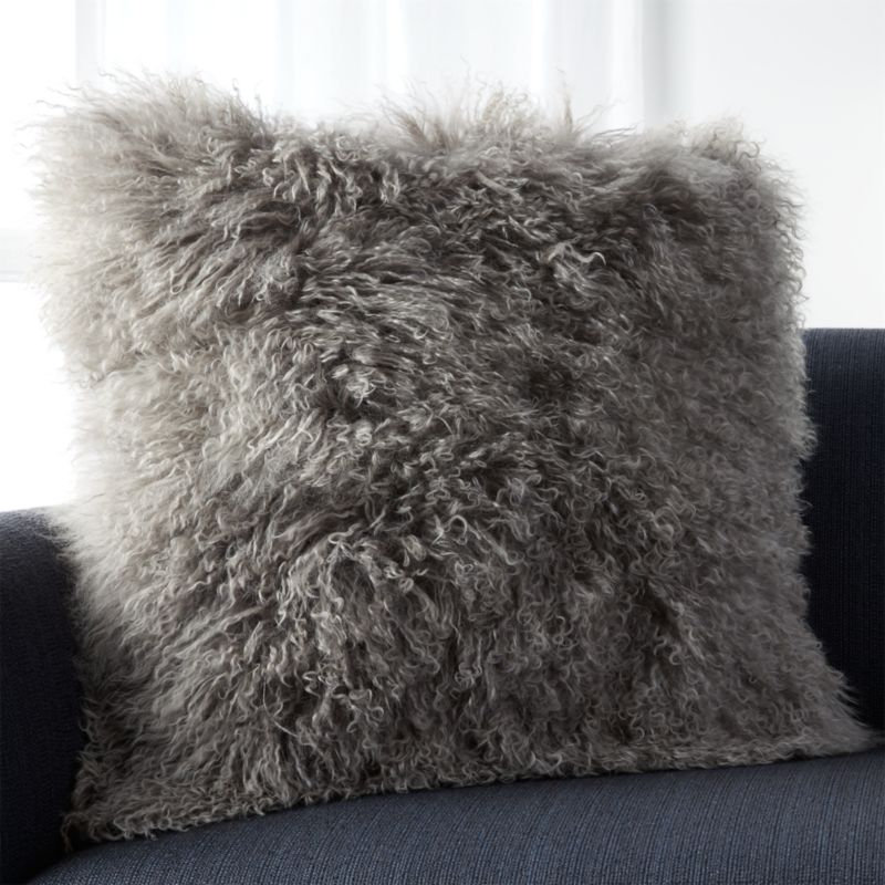 mina victory fur throw bed bath pillows pillow from beyond black buy square faux