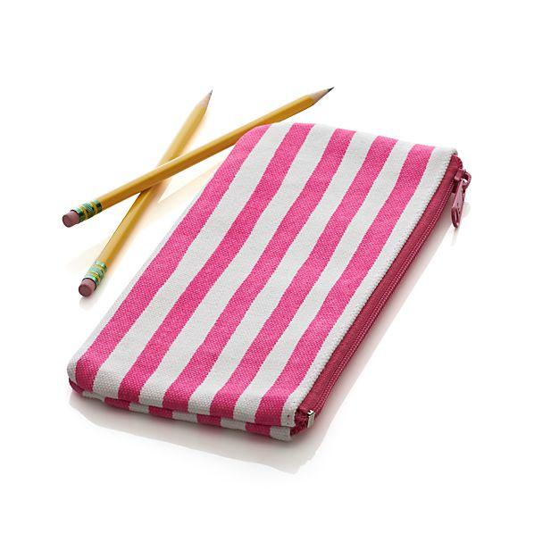 Fuchsia Pencil Case