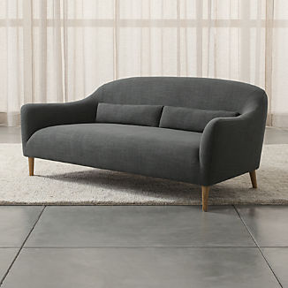 High Back Sofas | Crate and Barrel