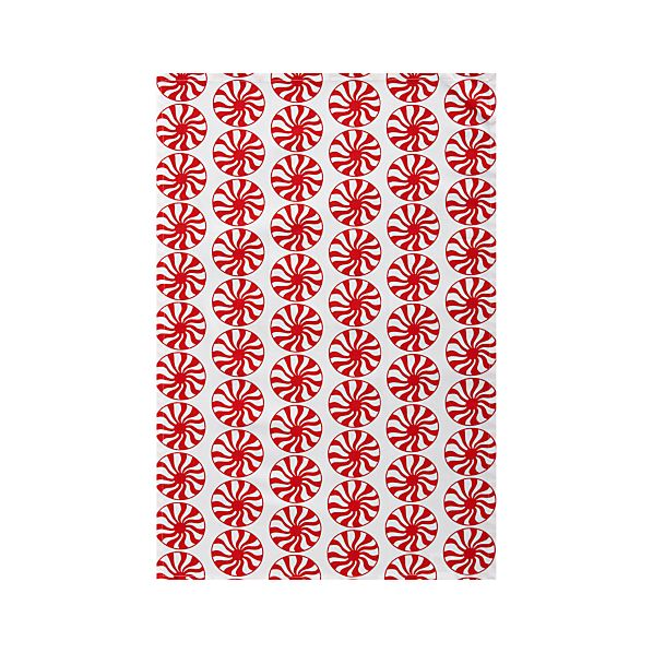 Peppermint Dishtowel