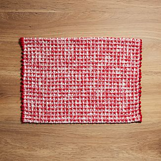 Peppermint Placemat
