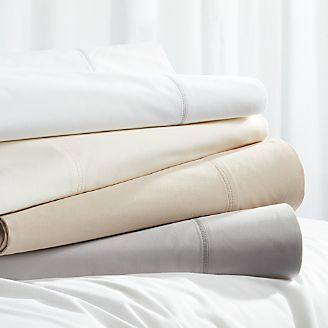 400 Thread Count Percale Sheet Sets