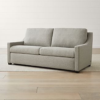 Apartment Sofas Crate And Barrel