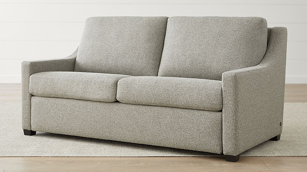 Perry 71 Queen Sleeper Sofa Reviews Crate And Barrel