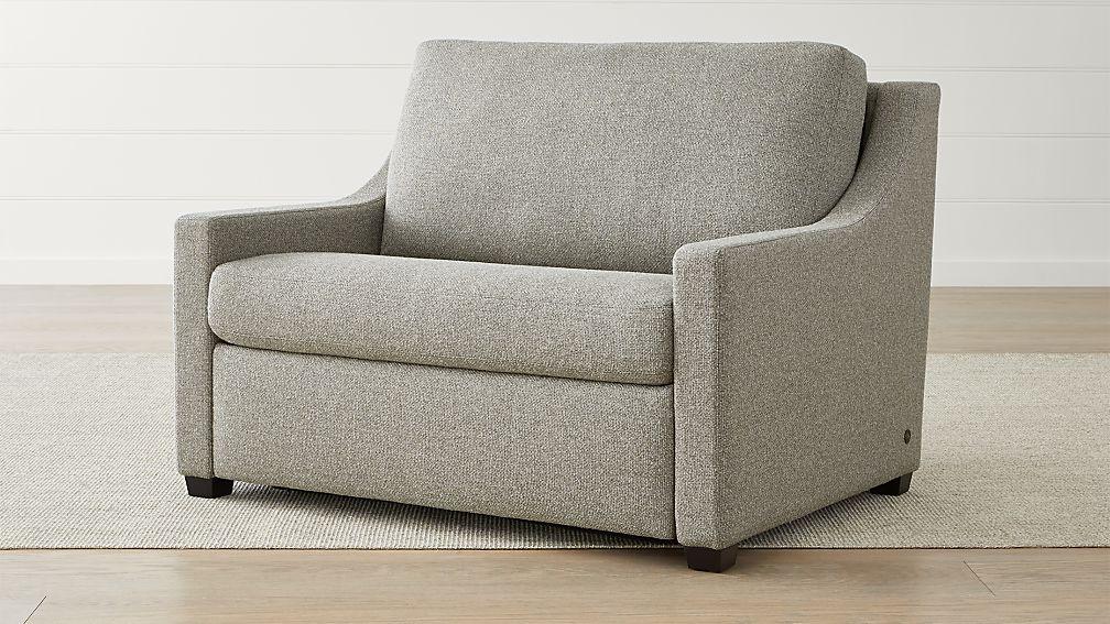 Perry Twin Sleeper Sofa - Image 1 of 6