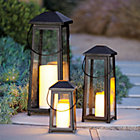 View product image Indoor/Outdoor Pillar Candles with Timer - image 9 of 12