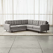 Mid Century Sectionals | Crate and Barrel
