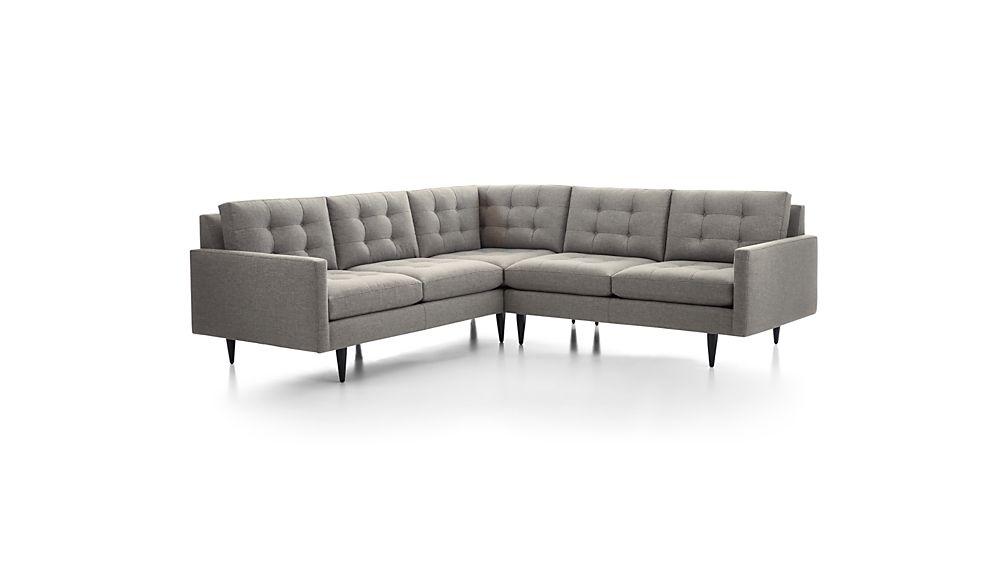 Petrie 2-Piece Corner Sectional Sofa