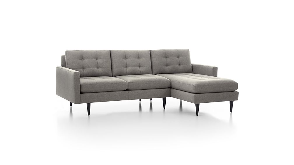 Petrie 2-Piece Right Arm Chaise Sectional Sofa