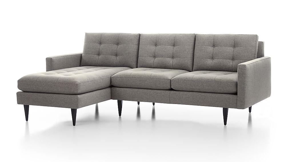 Petrie 2-Piece Left Arm Chaise Sectional Sofa