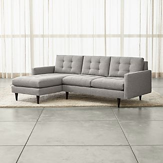 Petrie 2-Piece Left Arm Chaise Sectional Sofa