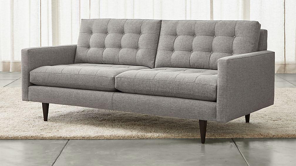 Petrie Midcentury Apartment Sofa - Image 1 of 11