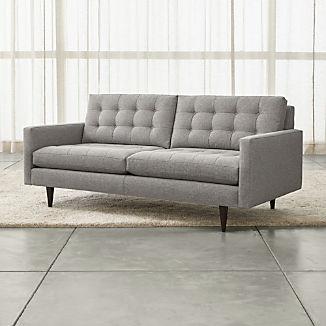 Petrie Midcentury Apartment Sofa