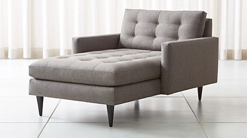 Chaise Lounge Sofas | Crate and Barrel