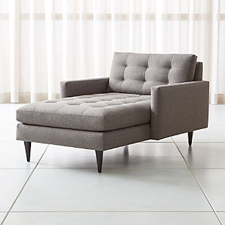 Chaise Lounge Sofas & Chairs | Crate and Barrel