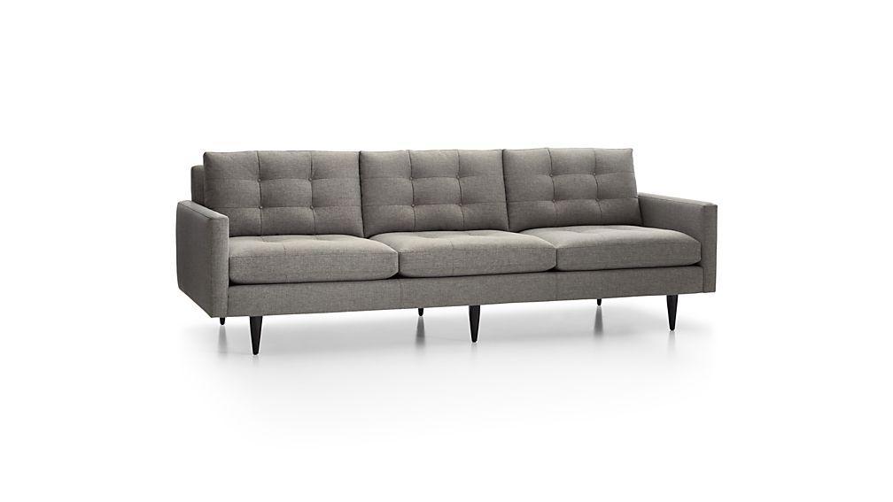 """Petrie 100"""" Grande Sofa"""