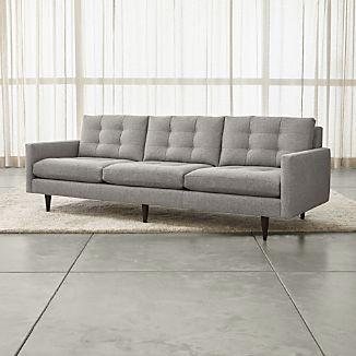 Petrie 100 Grande Midcentury Sofa