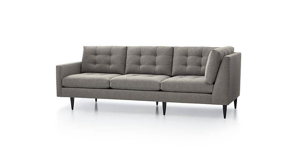 Petrie Left Arm Corner Sofa
