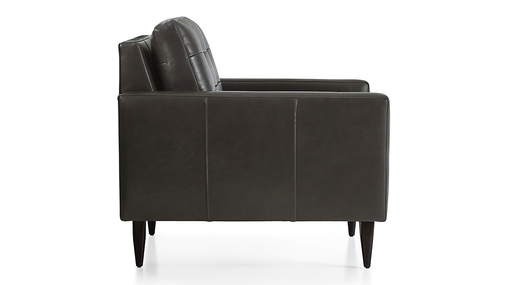 Petrie Leather Chair