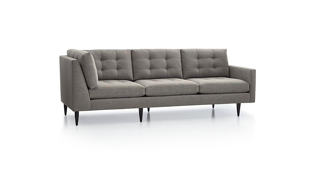 Petrie Right Arm Corner Sofa