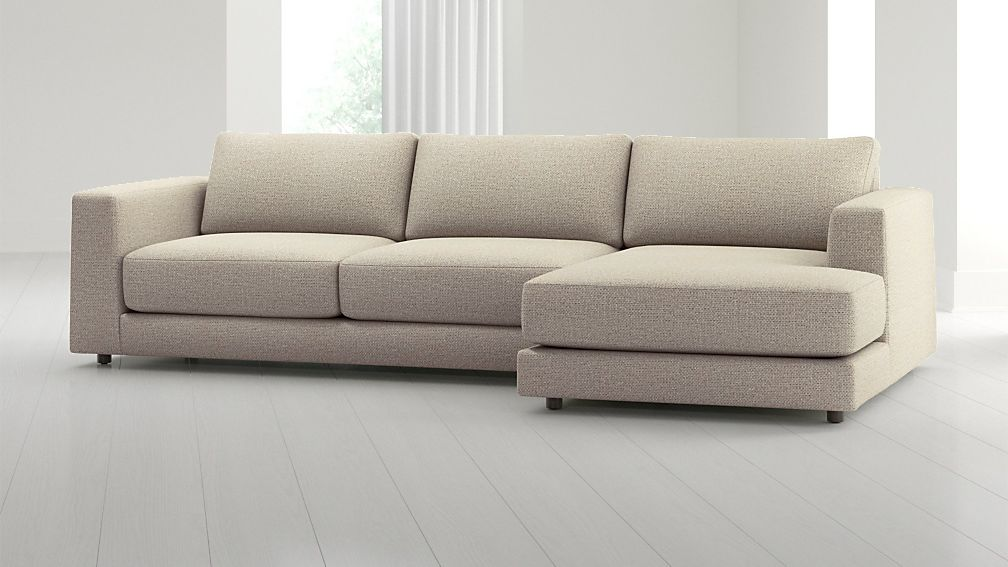 Peyton 2-Piece Right Arm Chaise Sectional - Image 1 of 4