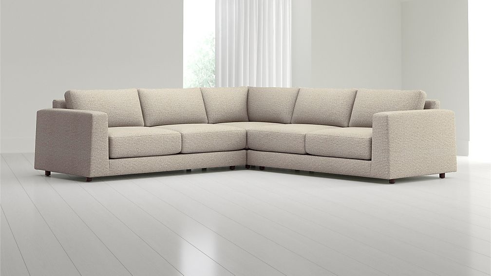 Peyton 3-Piece Sectional - Image 1 of 4