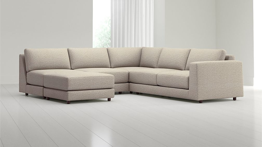 Peyton 4-Piece Right Arm Sofa Sectional - Image 1 of 4