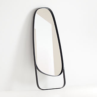 Peyton Asymmetrical Floor Mirror