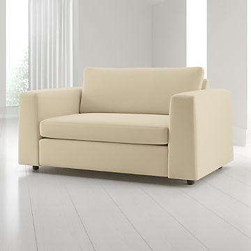 Swell Sleeper Sofas Twin Full Queen Sofa Beds Crate And Barrel Creativecarmelina Interior Chair Design Creativecarmelinacom