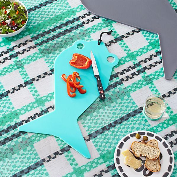Pic-nic Fish Small Cutting Board
