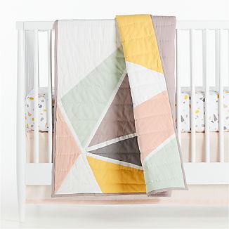 Terrazzo Baby Bedding