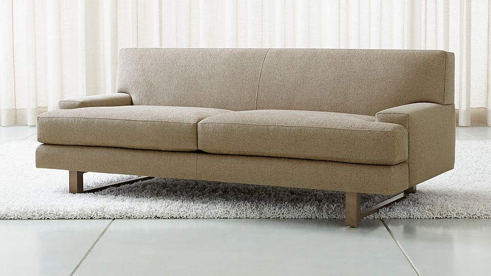 Pierce Tightback Apartment Sofa - Image 1 of 5