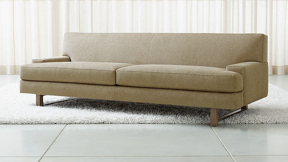 Pierce Tightback Sofa - Image 1 of 7
