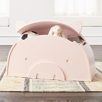 Pig Toy Box