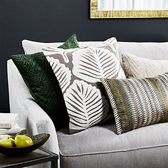 Throw Pillows: Decorative and Accent | Crate and Barrel