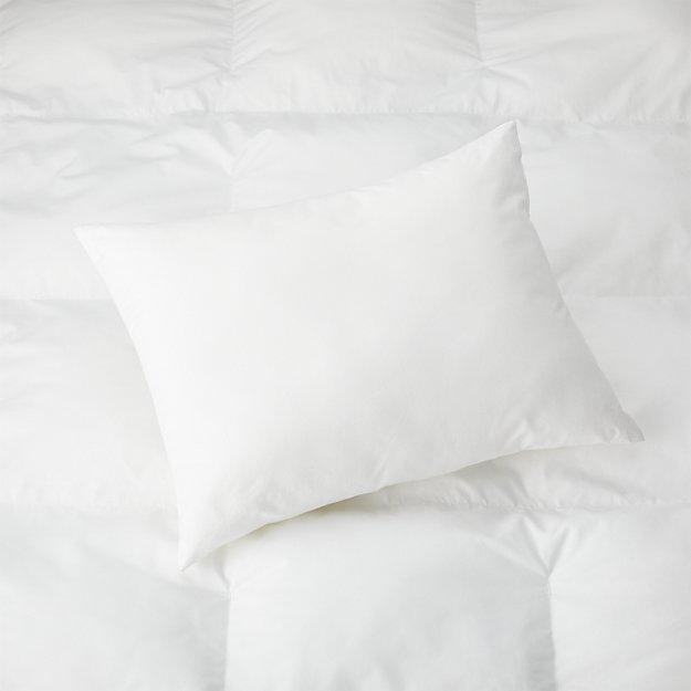 "Down-Alternative Pillow Insert 12""x16"" - Image 1 of 1"
