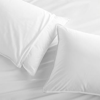 Standard Pillow Protectors, Set of 2