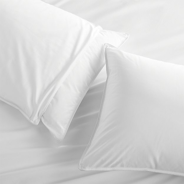Standard Pillow Protectors, Set of 2 - Image 1 of 3