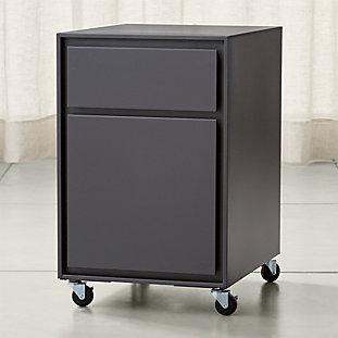Pilsen Graphite Bookcase Crate And Barrel